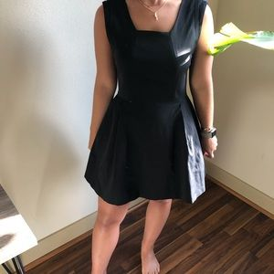 Cute Black Zara Dress